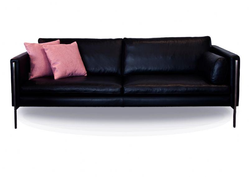 læder sofa Lædersofa Capri   Læderland læder sofa